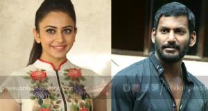 Rakul Preet confirmed opposite Vishal in Mysslin's Thupparivaalan