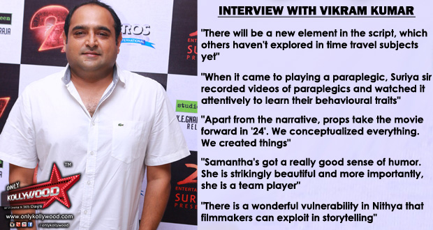 """Photo of """"Even a six-year-old will understand the script"""" – The Vikram Kumar Interview!"""