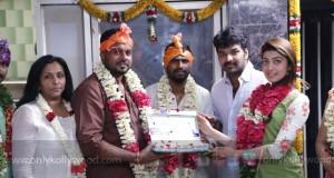 Enakku Vaaitha Adimaigal Movie Pooja Stills