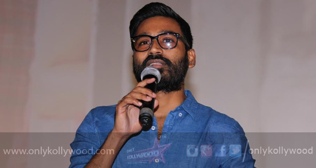 Photo of After Mersal, Thenandal Films announce next biggie with Dhanush