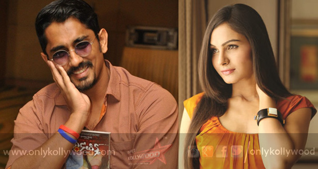 Photo of Siddharth pairs up with Andrea for 'The House Next Door'