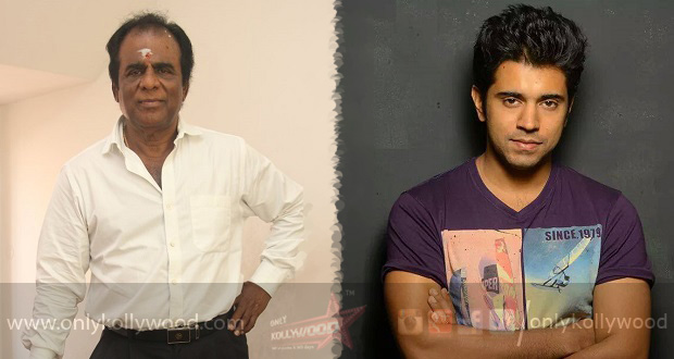 Photo of Vishal's father makes Tamil acting debut in Nivin Pauly's next