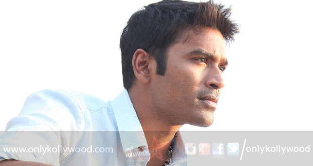 "Photo of ""So thankful and happy to be able to live my dream,"" says Dhanush"
