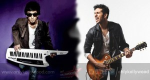 Popular singer Arjun Kanungo records a song for Anirudh in Remo copy
