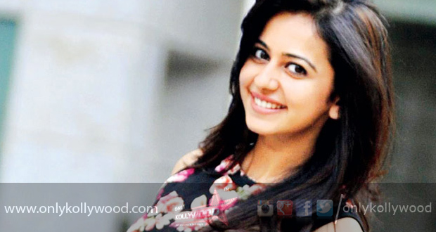 Photo of Rakul Preet signs ARM's next without listening to the script