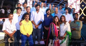 Vijay Sethupathi - TR - KV Anand Movie Launch Stills