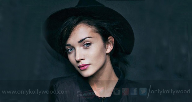 """Photo of """"Hooked on Meat? Go vegetarian,"""" urges Amy Jackson in new PETA ad"""