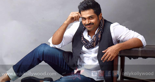 Photo of Karthi elated with his 10-year journey in the industry