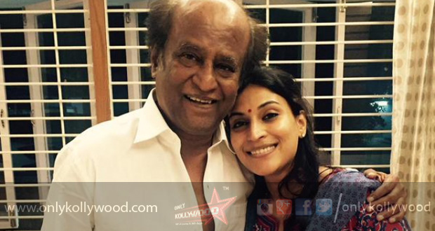 Photo of Rajinikanth and Aishwarya Dhanush visit Apollo Hospitals