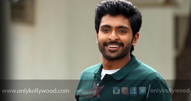 Photo of Vikram Prabhu's next to be directed by Nirmal Kumar