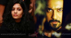 Ritika Singh in talks for Suriya-Muthaiah's next copy