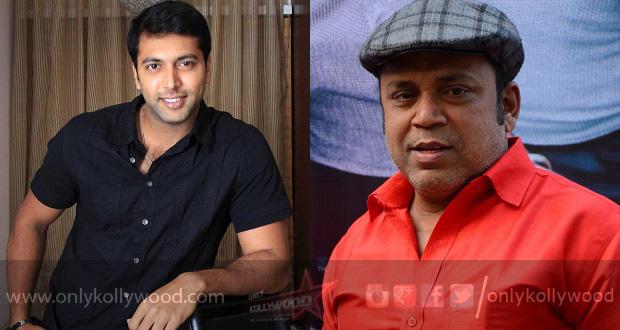Photo of Thambi Ramaiah joins Jayam Ravi's next