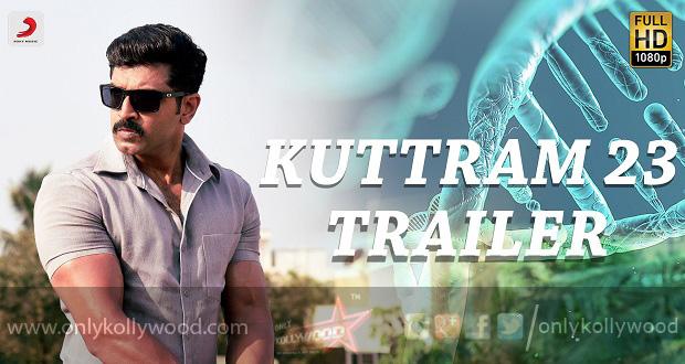 kuttram 23 trailer