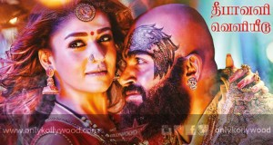 """Nayanthara's portion is the highlight of Kaashmora,"" says Karthi"