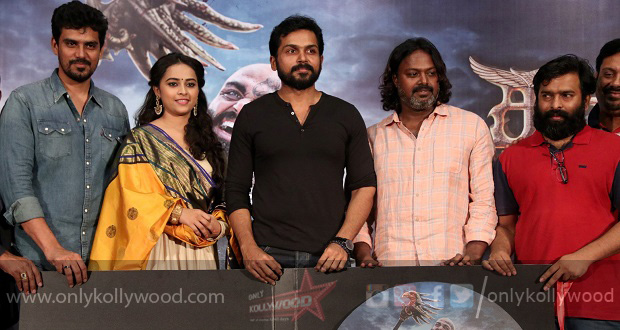 Kaashmora Audio And trailer Launch Stills copy