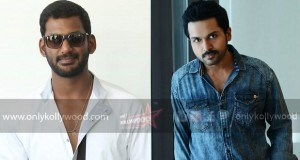 Prabhudeva's next to feature Karthi and Vishal