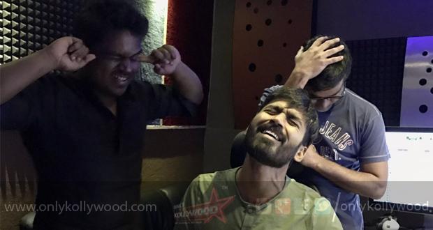 "Photo of ""Nenjam Marappathillai is one of Yuvan's best albums,"" lauds Dhanush"