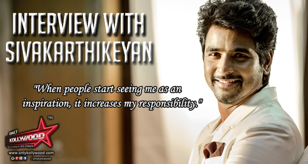 """Photo of Sivakarthikeyan Interview: """"When people start seeing me as an inspiration, it increases my responsibility."""""""