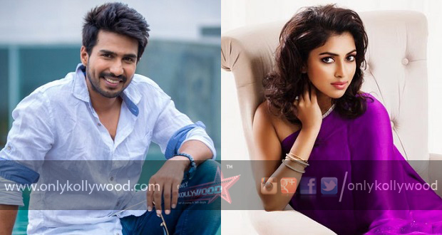 Amala Paul on board Vishnu Vishal - Ram Kumar's investigative psycho thriller