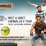 Chennai 28 II team's unique strategy on Facebook copy