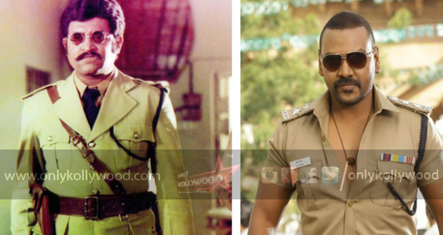 Photo of Lawrence to act in the official Tamil remake of 'Moondru Mugam'