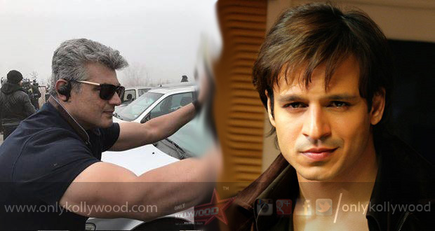 "Photo of ""Ajith Anna is the most humble, caring human being,"" says Vivek Oberoi"