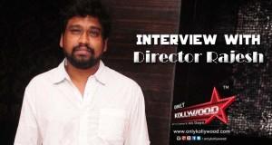 director rajesh interview