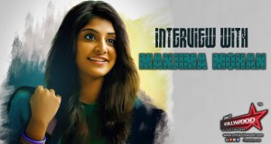 manjima mohan interview