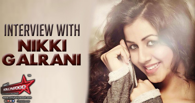 nikki galrani interview