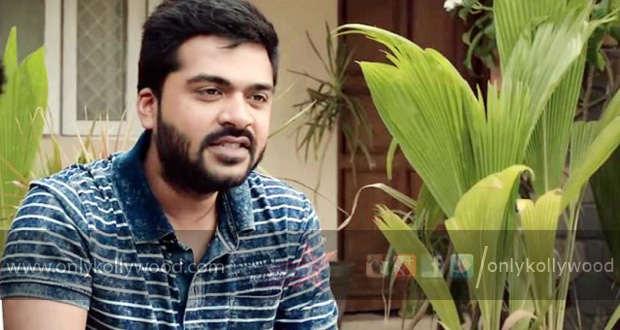 Photo of Simbu's moving letter to his fans, cast and crew of AYM