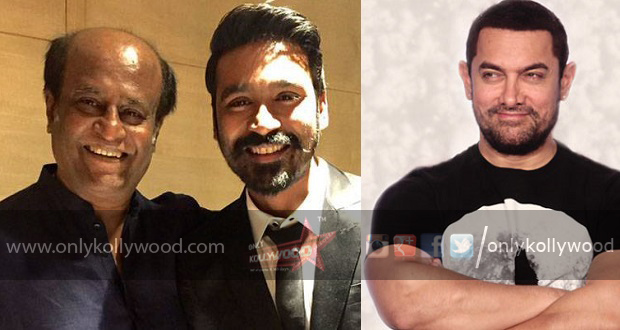 Aamir Khan's special screening of Dangal to Rajinikanth & Dhanush