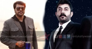 Arvind Swami to reprise Mammootty's role in Bhaskar The Rascal remake