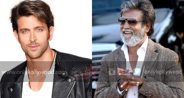 Hrithik looks stupendous in Kaabil lauds Superstar Rajinikanth