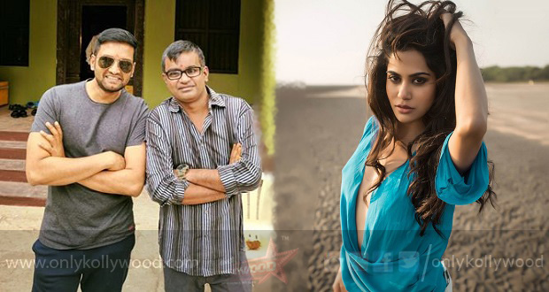 Photo of Marathi actress Aaditi Pohankar to romance Santhanam in Selvaraghavan's next