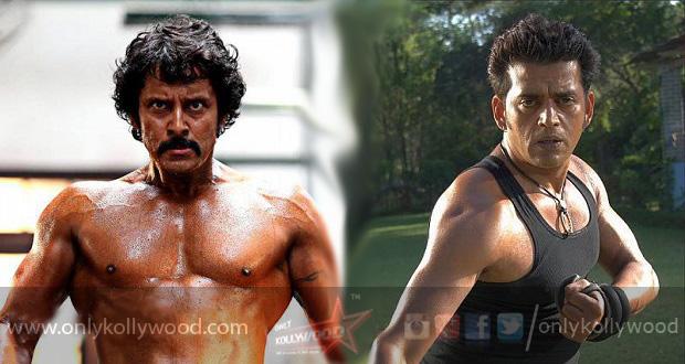 Photo of 'Raavan' actor signed as villain for Vikram's next