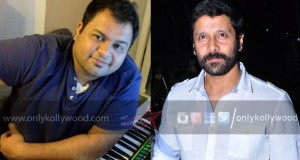 Thaman to compose music for Vikram - Vijay Chander film