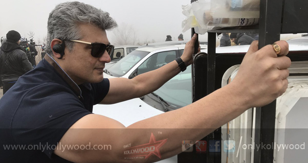 Photo of Thala 57 team wraps up the lengthy Bulgaria schedule