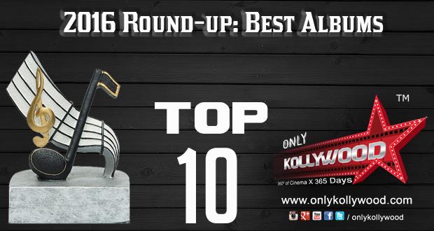 top 10 albums 2016