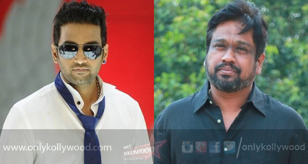 Photo of Santhanam to play the lead in Rajesh's next
