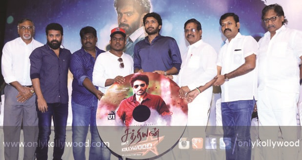 Sathriyan Audio Launch Stills