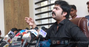 Simbu calls for unity in Jallikattu protests