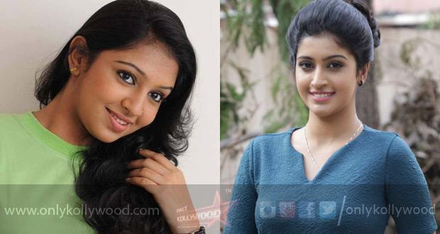 Tanya replaces Lakshmi Menon in Karuppan