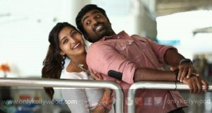 Vijay Sethupathi to romance Lakshmi Menon again copy