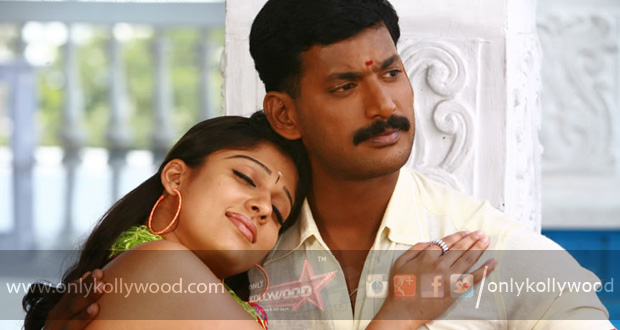 Photo of Vishal denies teaming up with Nayanthara