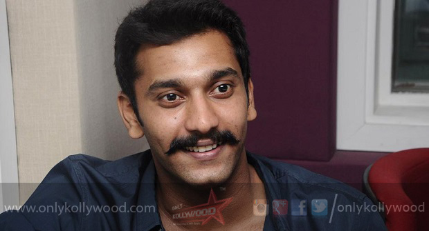 Arulnithi plays a deaf and dumb character in Brindhavanam