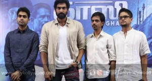 Ghazi Press Meet Stills