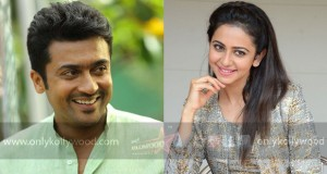 Rakul Preet in final talks for Suriya - Selvaraghavan's project