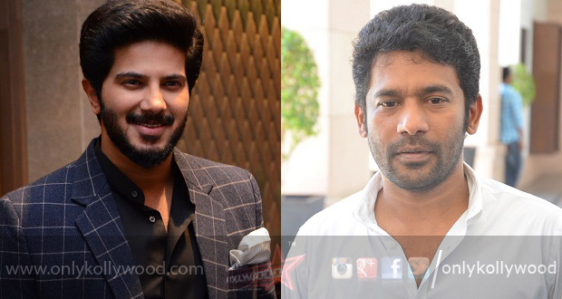 Shibu Thameens to team up with Dulquer Salmaan for a Tamil-Malayalam bilingual