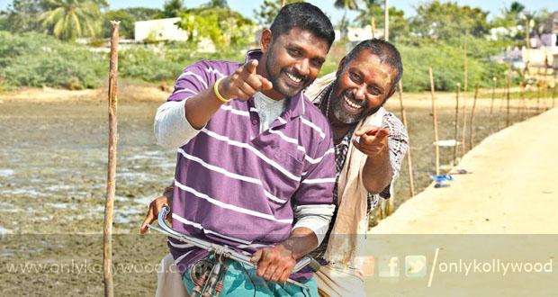 Photo of Kadugu teaser attached with Suriya's Singham 3