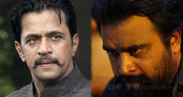 Photo of Arjun to play the villain in Sasikumar's Kodi Veeran?